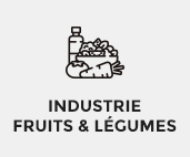Industrie fruits et légumes